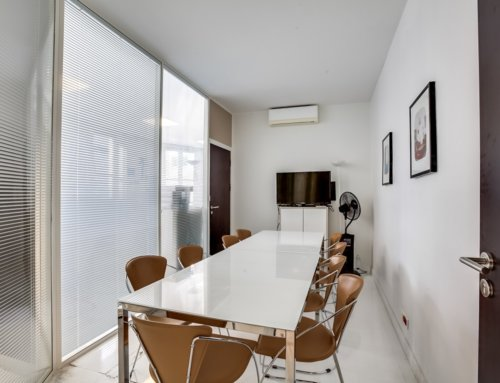A well thought out meeting room can boost collaboration