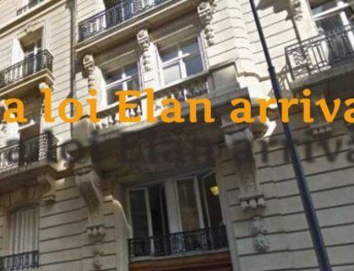 Immobilier de bureau : ce que la loi Elan peut changer