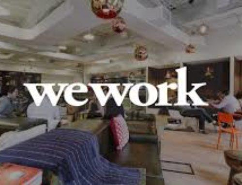 Jusqu'où ira WeWork ?