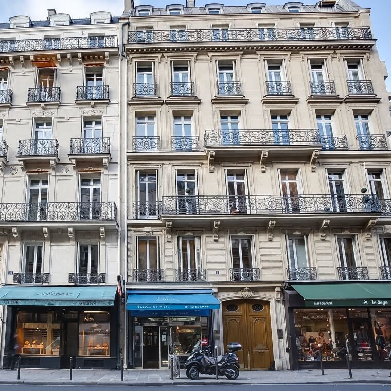 Rental Offices Paris Saint Augustine