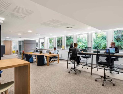Flex-office : un défi immobilier et surtout managérial
