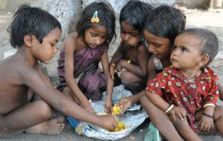 déconfinement et famine