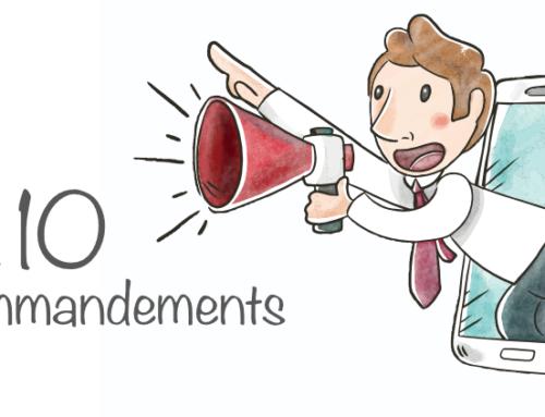 BienÊtre – Les 10 commandements du bien-être au travail