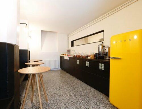 Coworking – L'importance de la cuisine dans un espace de coworking