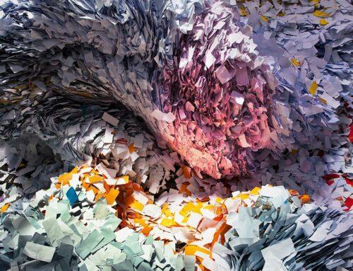 Écologie – Gâcher moins de papier au bureau, c'est possible